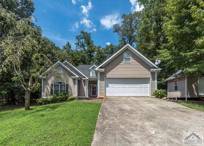 Athens GA Single Family Home Active Active: $214,900