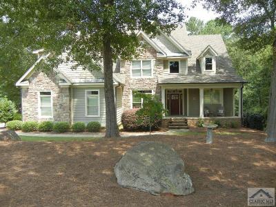 Watkinsville GA Single Family Home Active Active: $389,900