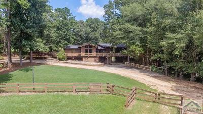 Athens Single Family Home Active Active: 1230 Tallassee Road