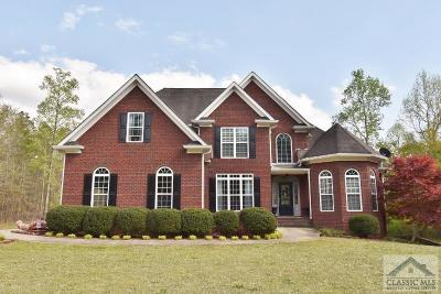Oconee County Single Family Home Active Active: 2331 Moores Ford Rd