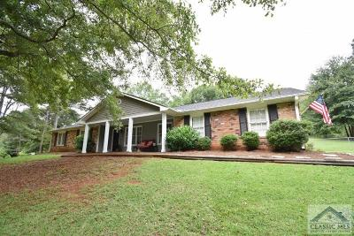 Oconee County Single Family Home Active Active: 1070 Carriage Hill Rd