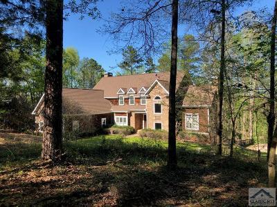 Jackson County Single Family Home Active Active: 160 Bexley Heath Drive