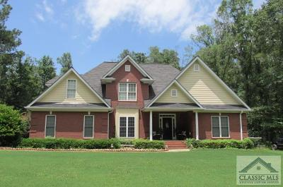 Oconee County Single Family Home Active Active: 1021 Pops Way