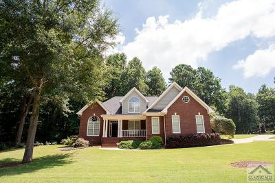 Oconee County Single Family Home Active Active: 1011 Kaplan Ct