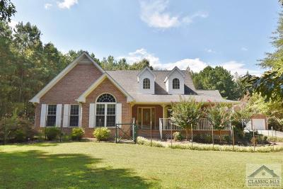 Madison County Single Family Home Active Active: 1178 Old Kincaid Road
