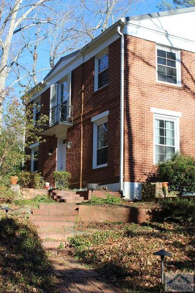 Athens Single Family Home Active Active: 445 Milledge Heights