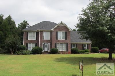 Oconee County Single Family Home Active Active: 1030 Stratford Drive