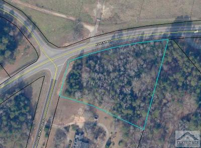 Oglethorpe County Residential Lots & Land Active Active: Old Lexington Road