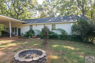 Oconee County Single Family Home Active Active: 1081 Old Barnett Shoals Road