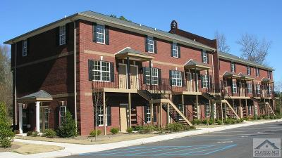 Athens Condo/Townhouse Active Active: 105 Whitehead #25
