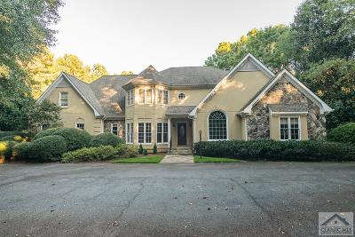 Oconee County Single Family Home Active Active: 1580 Broadlands Drive