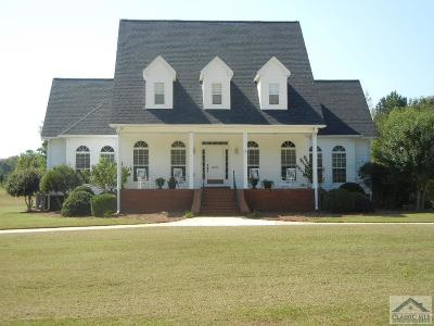 Athens Single Family Home Active Active: 255 Millstone Circle