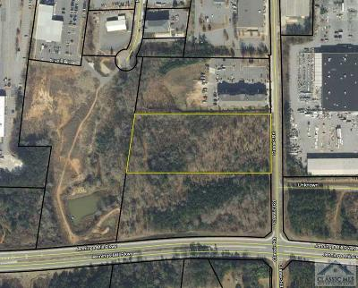 Athens Residential Lots & Land Active Active: 166 Classic Road