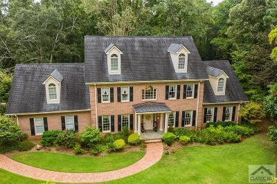 Oconee County Single Family Home Active Active: 1031 Brookview Court