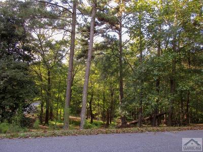 Athens Residential Lots & Land Active Active: 1490 Crystal Hills Drive