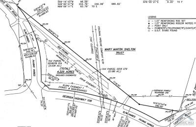 Madison County Residential Lots & Land Active Active: Hwy 106 Tracts 2 & 4
