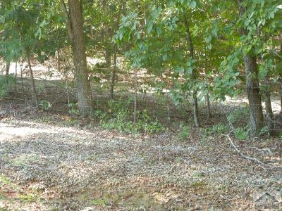 Madison County Residential Lots & Land Active Active: Charlie Bolton Road
