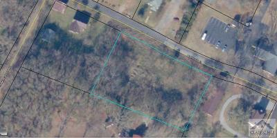 Oglethorpe County Residential Lots & Land Active Active: E Boggs St