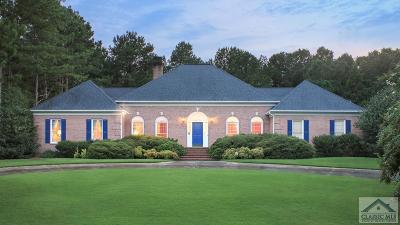 Watkinsville GA Single Family Home Active Active: $375,000