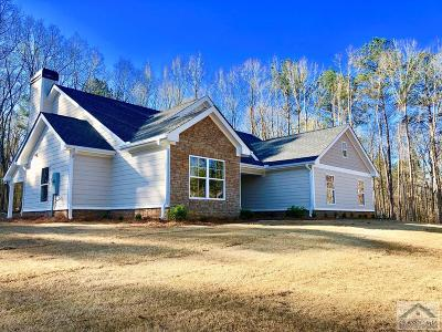 Madison County Single Family Home Active Active: 9 Bailee Circle