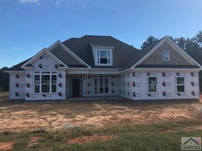 Oconee County Single Family Home Active Active: 1410 Morningside Way