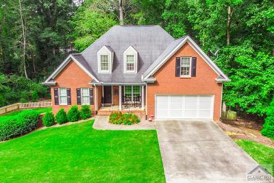 Athens Single Family Home Active Active: 145 River Bottom Rd