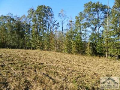 Oglethorpe County Residential Lots & Land Active Active: Wesley Chapel Rd.