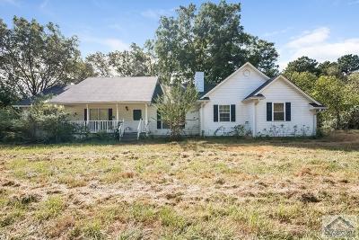 Monroe GA Single Family Home Active Active: $450,000