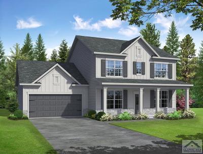 Monroe GA Single Family Home Active Active: $238,900