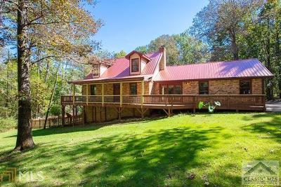 Jackson County Single Family Home Active Active: 2335 Cabin Creek Rd