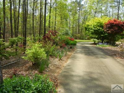 Oconee County Single Family Home Active Active: 4023 Colham Ferry Road