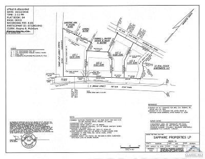 Barrow County Residential Lots & Land Active Active: 147 South Broad