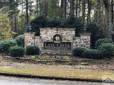 Bishop Residential Lots & Land Active Active: 1731 Lane Creek Drive