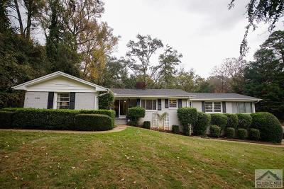 Athens Single Family Home Active Active: 600 West Lake Drive