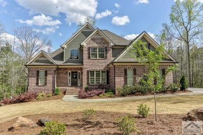 Oconee County Single Family Home Active Active: 3651 Ryland Hills Drive