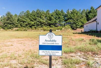 Residential Lots & Land Active Active: 1890 Greenleffe Drive
