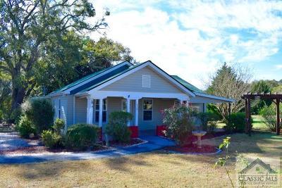 Jackson County Single Family Home Active Active: 438 Sanford Drive