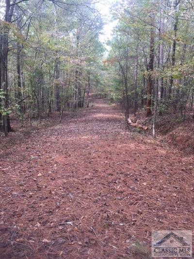 Oglethorpe County Residential Lots & Land Active Active: 0 Bach Place