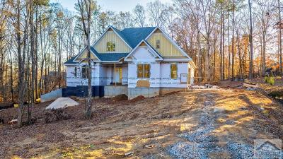 Oconee County Single Family Home Active Active: 1771 Lane Creek Dr