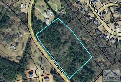 Residential Lots & Land Active Active: 2063 Dials Mill Road