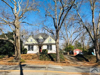 Athens Single Family Home Active Active: 750 Boulevard