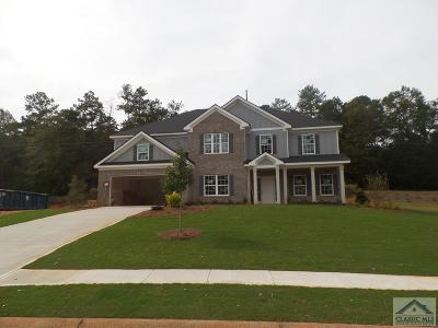 Oconee County Single Family Home Active Active: 3147 Meadow Springs Dr