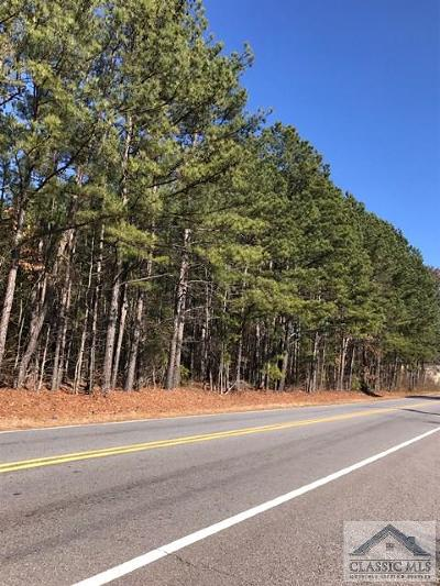 Residential Lots & Land Active Active: 4025 Danielsville Road