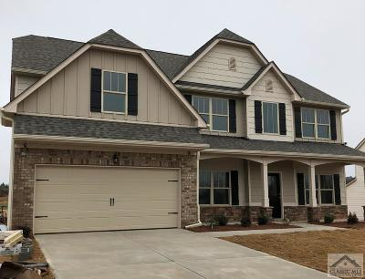 Statham GA Single Family Home Active Active: $292,200