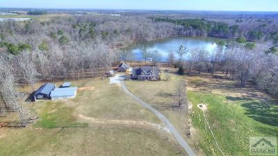 Madison County Single Family Home Active Active: 6243 Highway 98 East