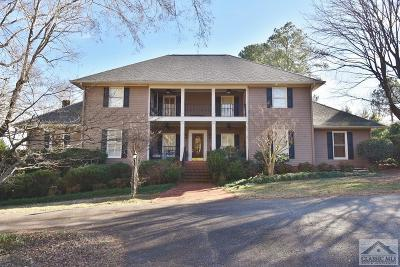Athens Single Family Home Active Active: 6180 Old Jefferson Road