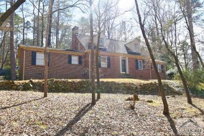 Athens Single Family Home Active Active: 220 Plum Nelly Road