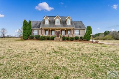 Oconee County Single Family Home Active Active: 1732 S Barnett Shoals Rd