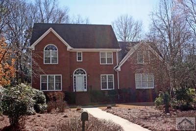 Athens Single Family Home Active Active: 125 Pine Tops Drive