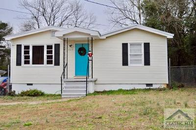 Athens Single Family Home Active Active: 660 Vine Street